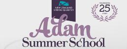 25th Adam Summer School
