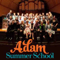 Adam Summer School 2020 group shot